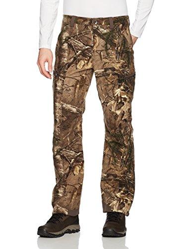 Under Armour Men's Core Wool Pant,Realtree Ap-Xtra (946)/Black, 36/32