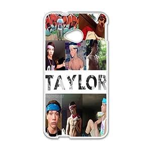 ZXCV Taylor Design Plastic Case Cover For HTC M7