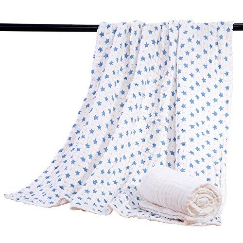 Elf Star Cotton Swaddle Blanket product image