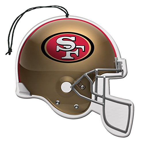 NFL San Fransisco 49ers Air Fresheners (3-Pack) -