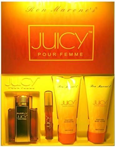Juicy Pour Femme for Women By Ron Marones EAU De Parfum ...