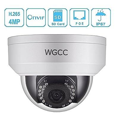 IP Poe Dome Camera 4MP from WGCC
