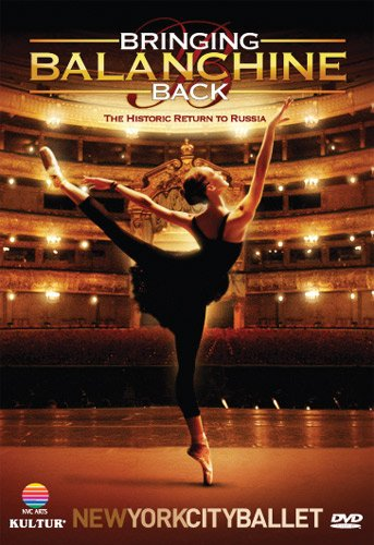 New York City Ballet: Bringing Balanchine Back - - New York Ballet