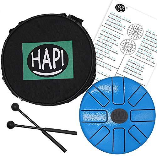 HAPI HDTINIAMN Tongue Drum 6.5