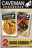 Welcome to the Caveman Cookbooks!   A series of Paleo Cookbooks for home cooks and food enthusiasts!   Looking For New Paleo Ideas That Actually Taste Great?   Explore the world, and make cooking an easy task with Angela Anottacelli, as she takes ...