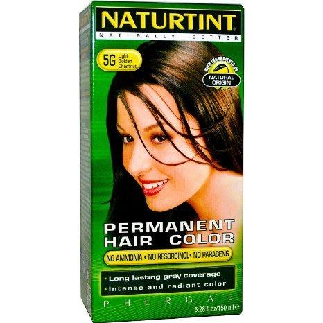 Naturtint Permanent Permanent Hair Colors Light Golden Chest