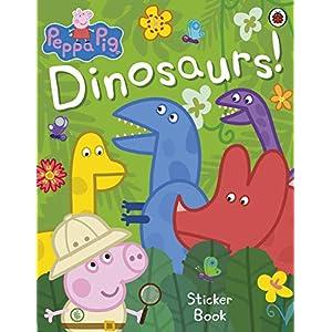 Peppa-Pig-Dinosaurs-Sticker-Book-Paperback--Sticker-Book-8-Aug-2019