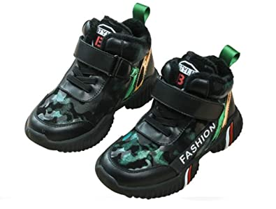 Amazon.com: YSNJL Zapatillas de baloncesto para niños ...