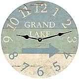 Cheap Personalized Beach Arrow Clock