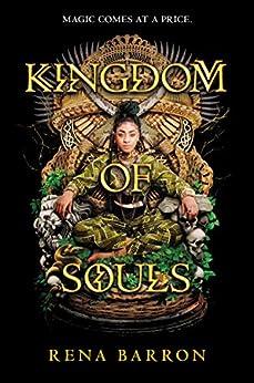 Kingdom of Souls by [Barron, Rena]