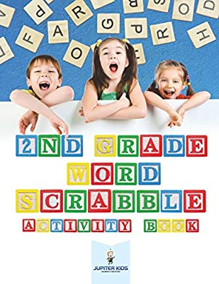 2nd Grade Word Scrabble Activity Book: Amazon.es: Kids, Jupiter: Libros en idiomas extranjeros