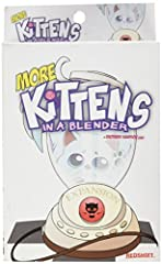More kittens means more fun. Expand the base set and you can save even more adorable kittens from the deadly blender. Additional effects means more ways to play and added variety to your favorite game of kitten mayhem!.