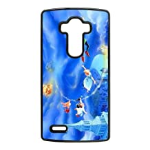 Durable Rubber Cases LG G4 Cell Phone Case Black Otdjw Peter Pan Protection Cover