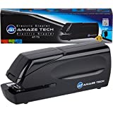 Amaze Tech Heavy Duty Automatic Jam-Free AC Powered and Battery Operated Office Stapler