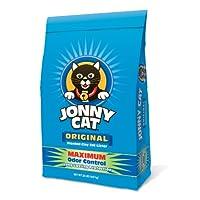 Jonny Cat Original - Bolsa de arena para gatos con aroma a control de olor máximo, 20 libras