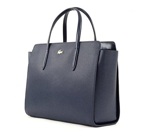 LACOSTE Chantaco Shopping Bag Peacoat