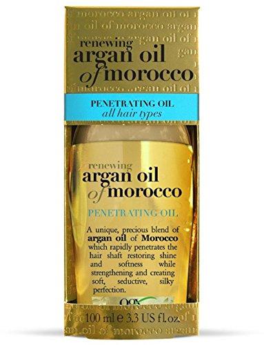 Ogx Morocan Argon Oil Ser Size 3.3z Organix Morocan Argon Oil Ser 3.3z