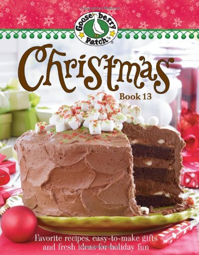 Gooseberry Patch Christmas Book 13: Recipes, Projects, and Gift Ideas (Pecan Pork Chops)