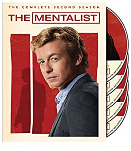 The Mentalist: The Complete Second Season