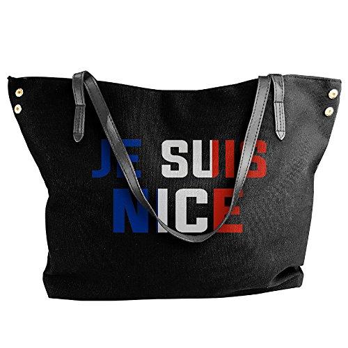 [Pray For Nice Bastille Day Handbag Shoulder Bag For Women] (Bastille Day Party Costumes)