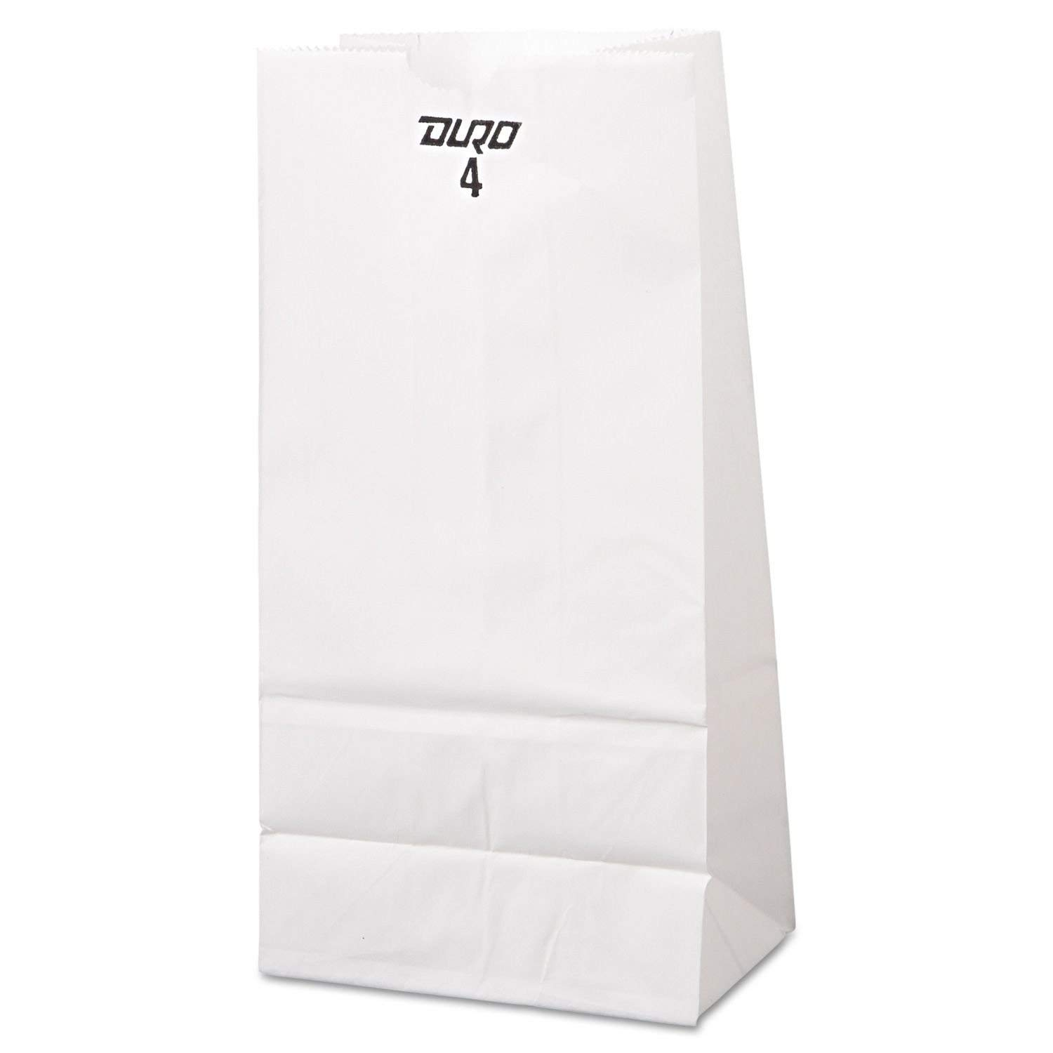 Bolsas de papel blanco (500 ct.)-30 lb por Home to Deals
