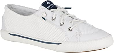 Womens Quest Reel Mesh White Oxford Sperry Top-Sider