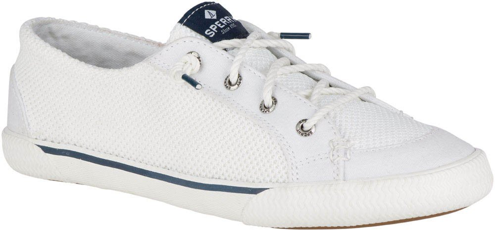 Sperry Women's Quest Reel Mesh White Oxford