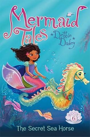 book cover of The Secret Sea Horse