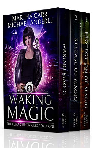 The Leira Chronicles Boxed Set One (Books 1-3): (Waking Magic, Release Of Magic, Protection of Magic) (The Leira Chronicles Boxed Sets Book 1)