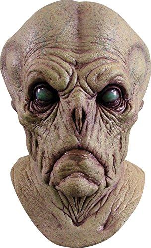 Alien Probe Sci-Fi Extraterrestrial Martian Adult Halloween Costume Mask ()