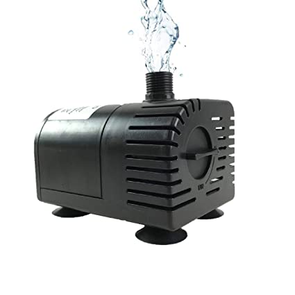 Amazon.com: Bomba de agua sumergible sin escobillas AEO 12 V ...