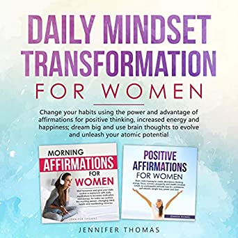 Amazon Com Daily Mindset Transformation For Women Change