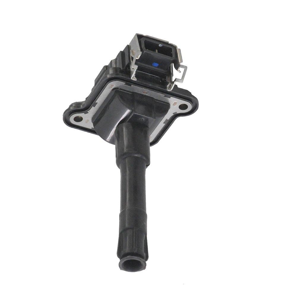Ignition Spark Plug Coils for Audi A6 Allroad Quattro S4 2.7L