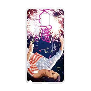 Samsung Galaxy Note 4 Cell Phone Case White Katy Perry Efoq