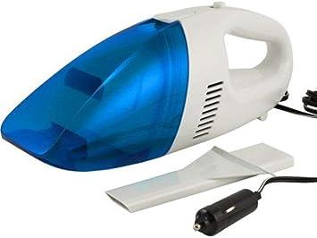 Ndier - Aspirador eléctrico para Coche, Limpiador de Polvo húmedo y seco: Amazon.es: Coche y moto