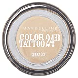 Maybelline Eye Studio Color Tattoo 24hr Eye Shadow - Eternal Gold by Grocery