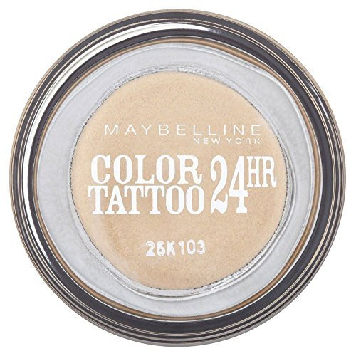 Maybelline Eye Studio Color Tattoo 24hr Eye Shadow - Eternal Gold by Grocery by Maybelline New York