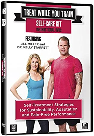 Treat While You Train Self- Care Kit Instructional 2 DVD set ...