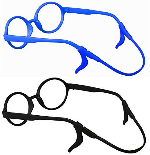 SHINKODA Silicone Anti slip Sunglasses Eyeglasses