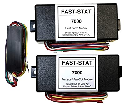 FAST-STAT Model 7000 Thermostat Wire Extender (Air Conditioner to Heat Pump Conversions)