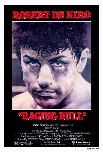 - Raging Bull 27x40 Movie Poster (1980)