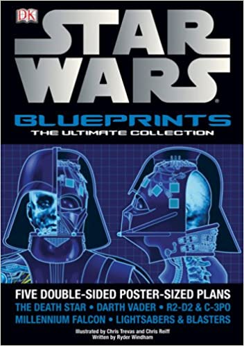 Star wars blueprints the ultimate collection ryder windham star wars blueprints the ultimate collection ryder windham 9780756638696 amazon books malvernweather Image collections
