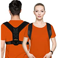 Posture Corrector for Men and Women - Posture Brace, Adjustable Upper Back Brace for Clavicle Support and Providing Pain…