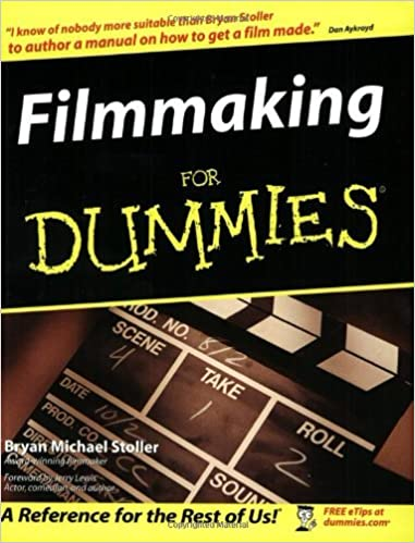 Filmmaking For Dummies by Bryan Michael Stoller (2003-08-08)