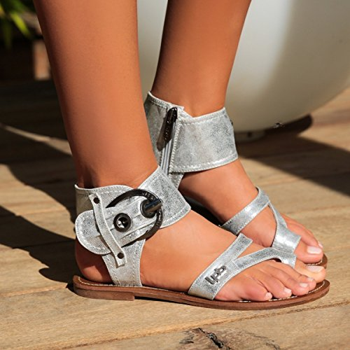 Lpb Shoes Argent Sandale Pensee Psychic36 IbgfY76yvm