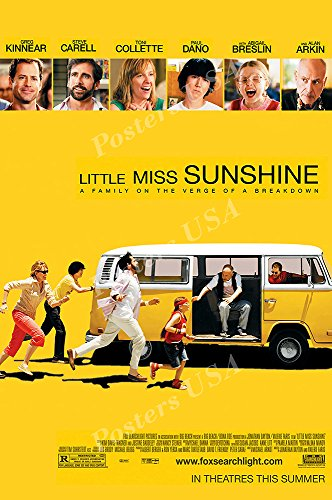 Posters USA - Little Miss Sunshine Movie Poster GLOSSY FINISH - MOV776 (24