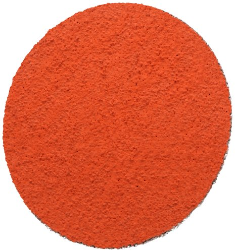 3M(TM) Roloc(TM) Disc TSM 777F, Cloth, TSM Attachment, Ceramic Aluminum Oxide, 2'' Diameter, 60 Grit (Pack of 50) by 3M