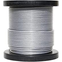 Amazon.com: Vinyl Coated - Cable & Wire Rope / Pulling & Lifting ...