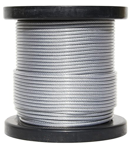 Coated Galvanized Steel Cable (1/8