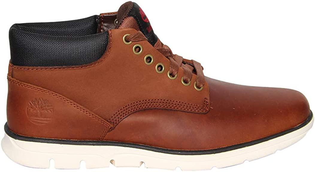 Timberland Bradstreet Chukka Leather, Botas Hombre